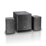 "LD Systems | Dave 12 G3 PA | 12"" Sub 600W + Mid/Hi 2x240W peak"