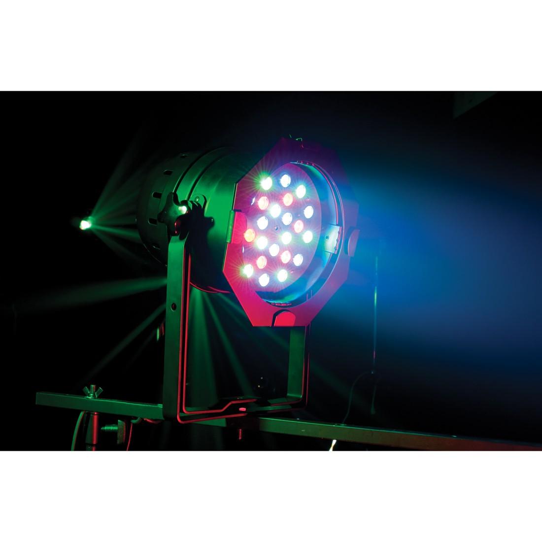 ADJ   PRO64B LED RC   LED Parkanne mit 24 Stück 1W LEDs