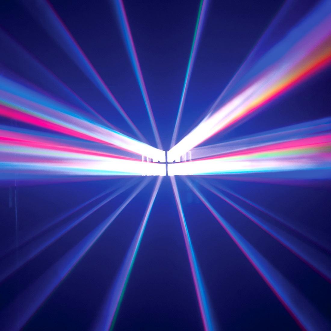 ADJ   Agressor TRI LED   Klassiker unter den LED Effekten